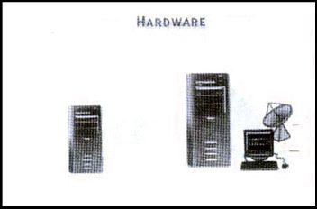 سخت افزار کامپیوترهای سرور در تجارت الکترونیکی