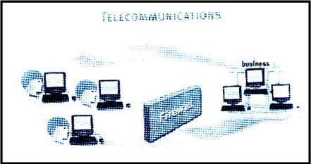 سیستم ارتباطی انتقال اطلاعات