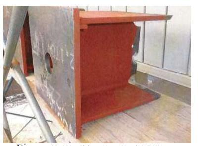 براکت فلزی برای بند ACM