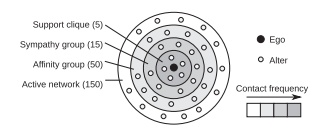 مدل شبکه فردی