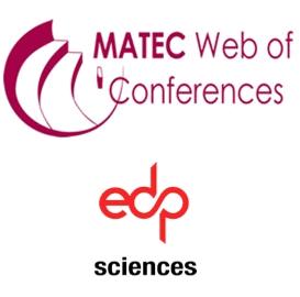 matec conferences