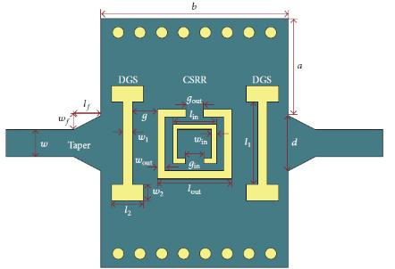 ساختار فیلتر ارایه شده